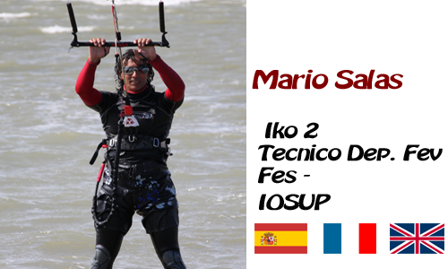 Monitor paddle Surf Mario