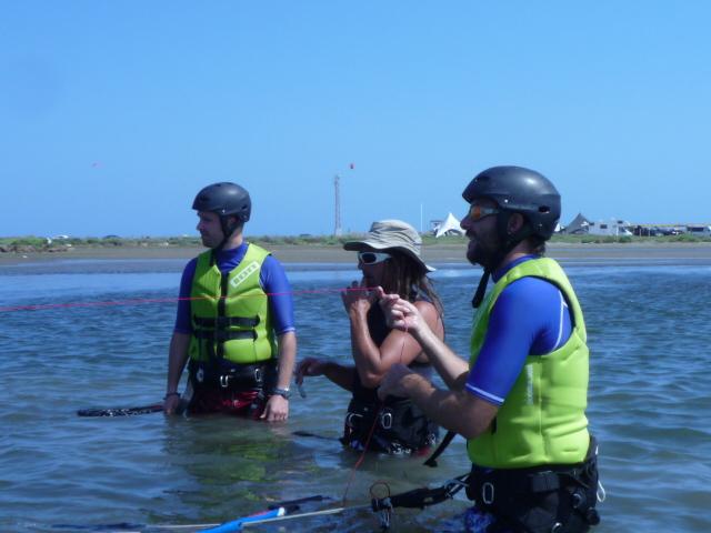 monitores deportes acuaticos