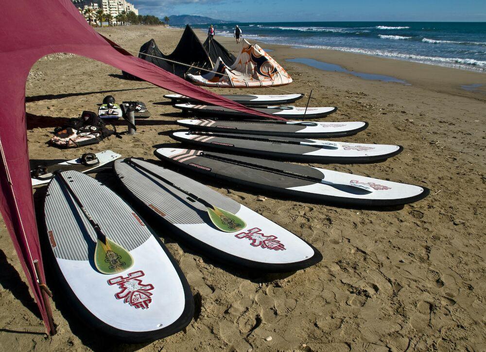 Castellón paddle surf