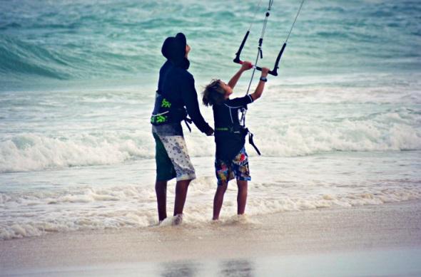clases kitesurf castellon